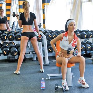 Фитнес-клубы Белогорска